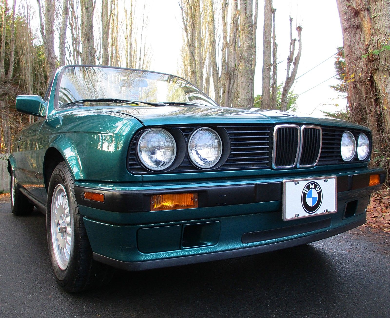 eBay Find of the Week: 1992 BMW 318i convertible thumbnail