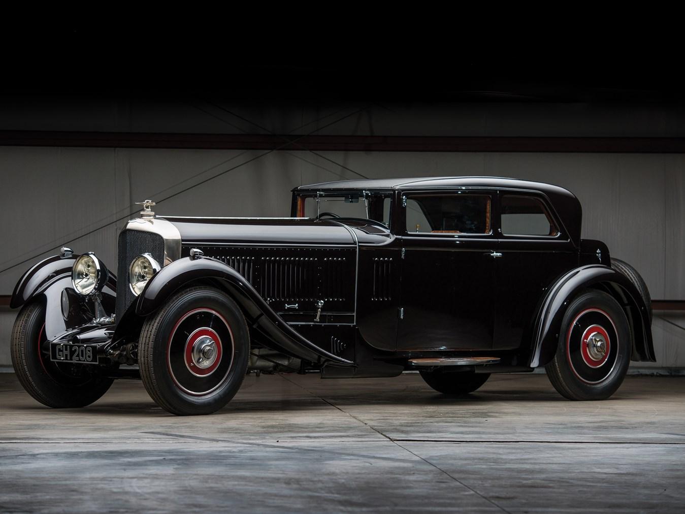 1930 Bentley 6½ Litre Speed Six