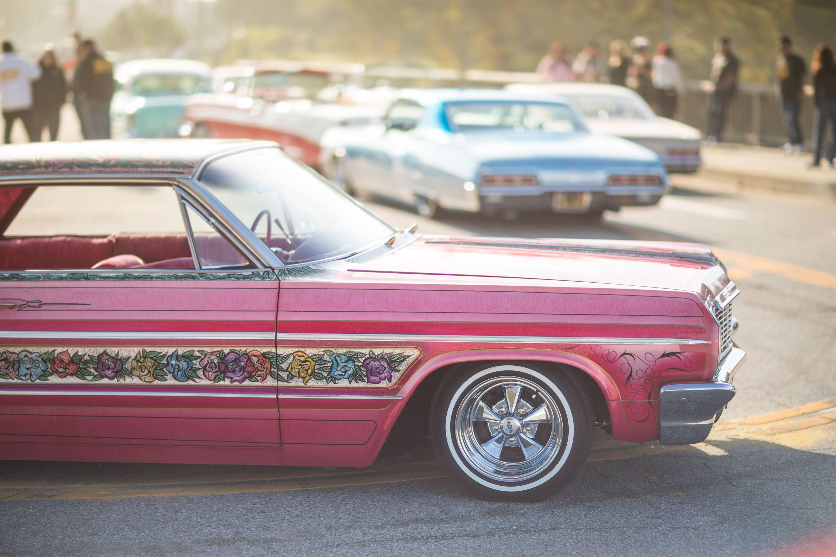 1964 Chevy Impala low rider