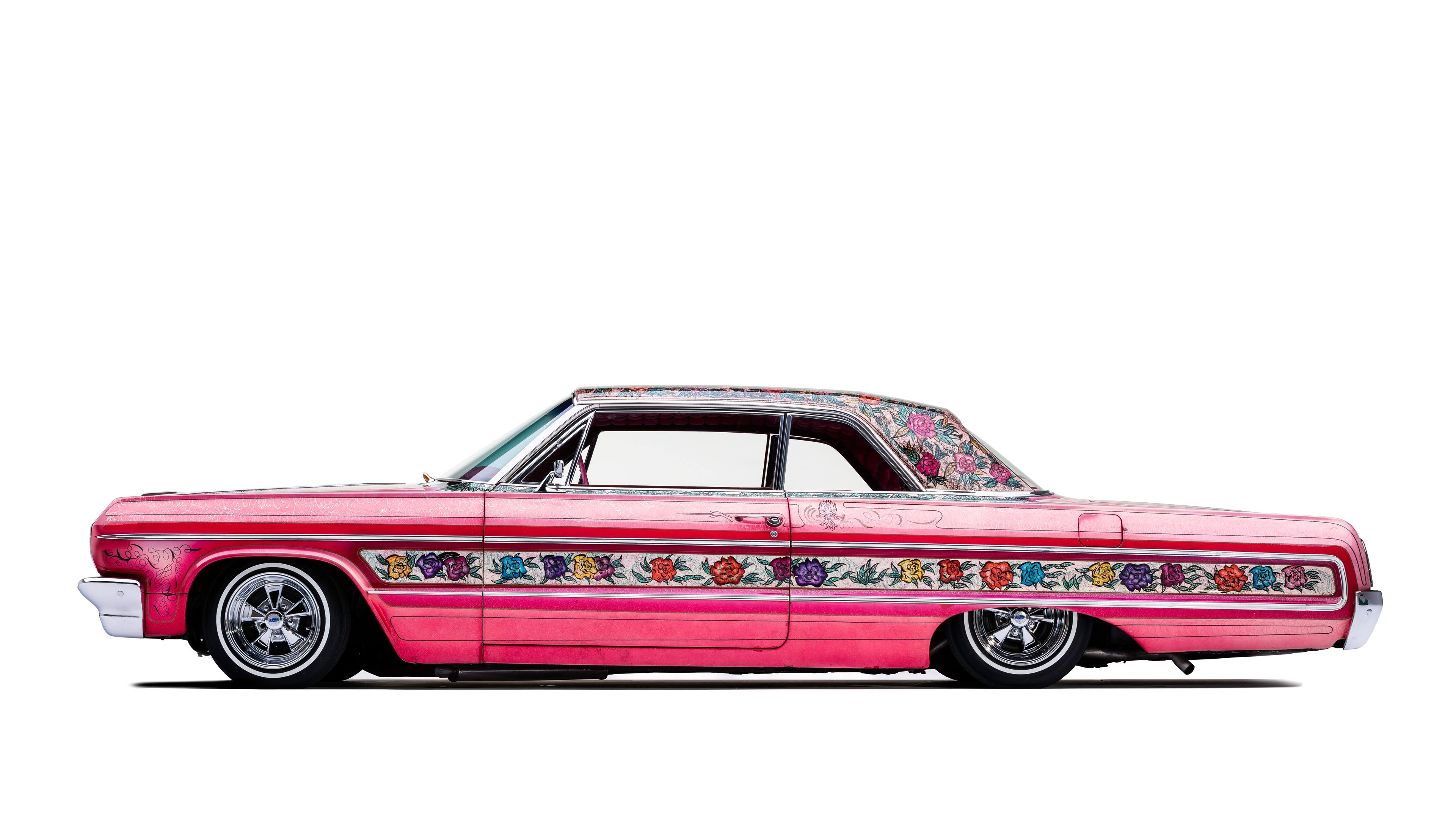 1964 Chevy Impala known as Gypsy Rose profile