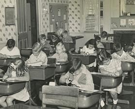 Edison Institute classroom