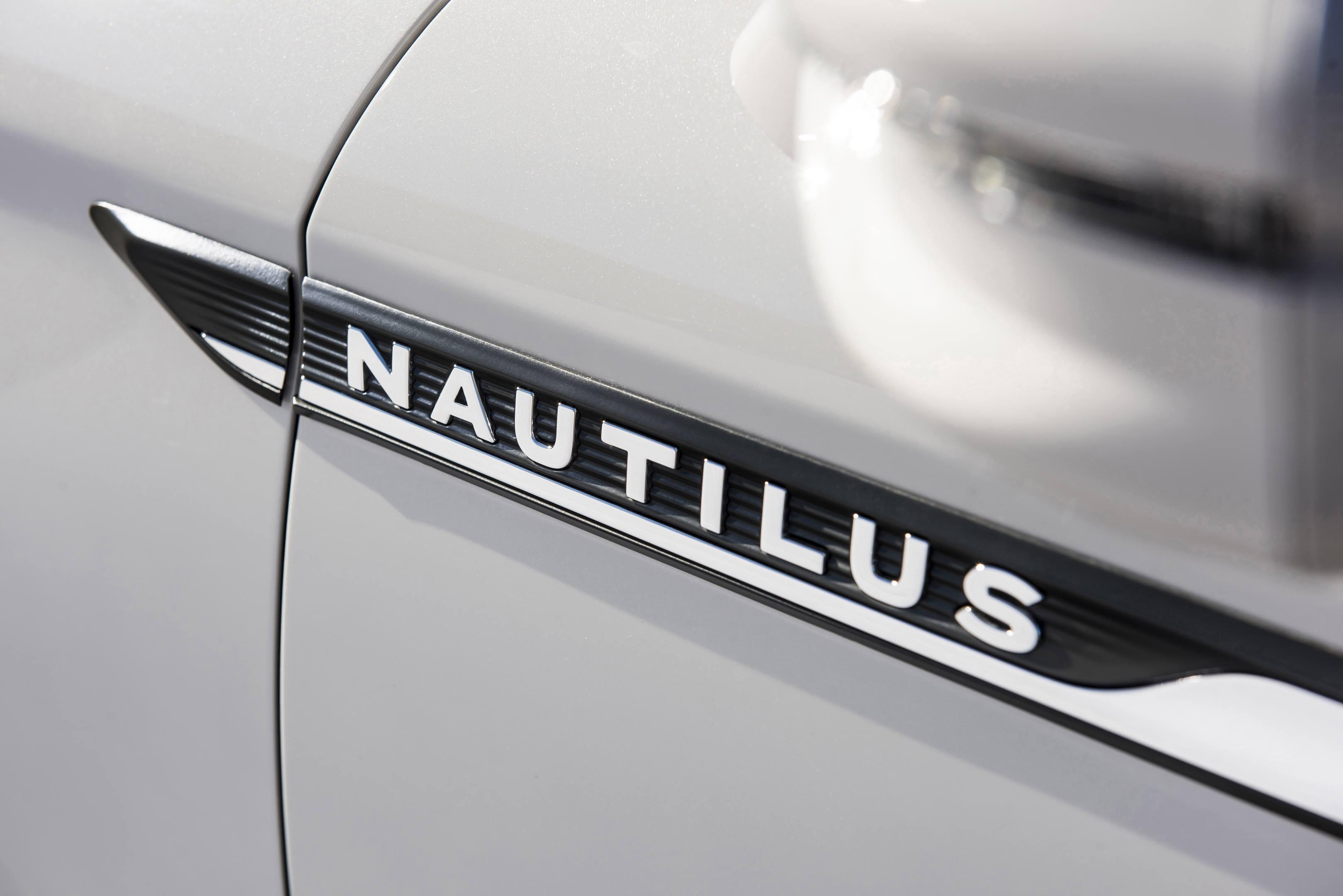 lincoln nautilus name badge