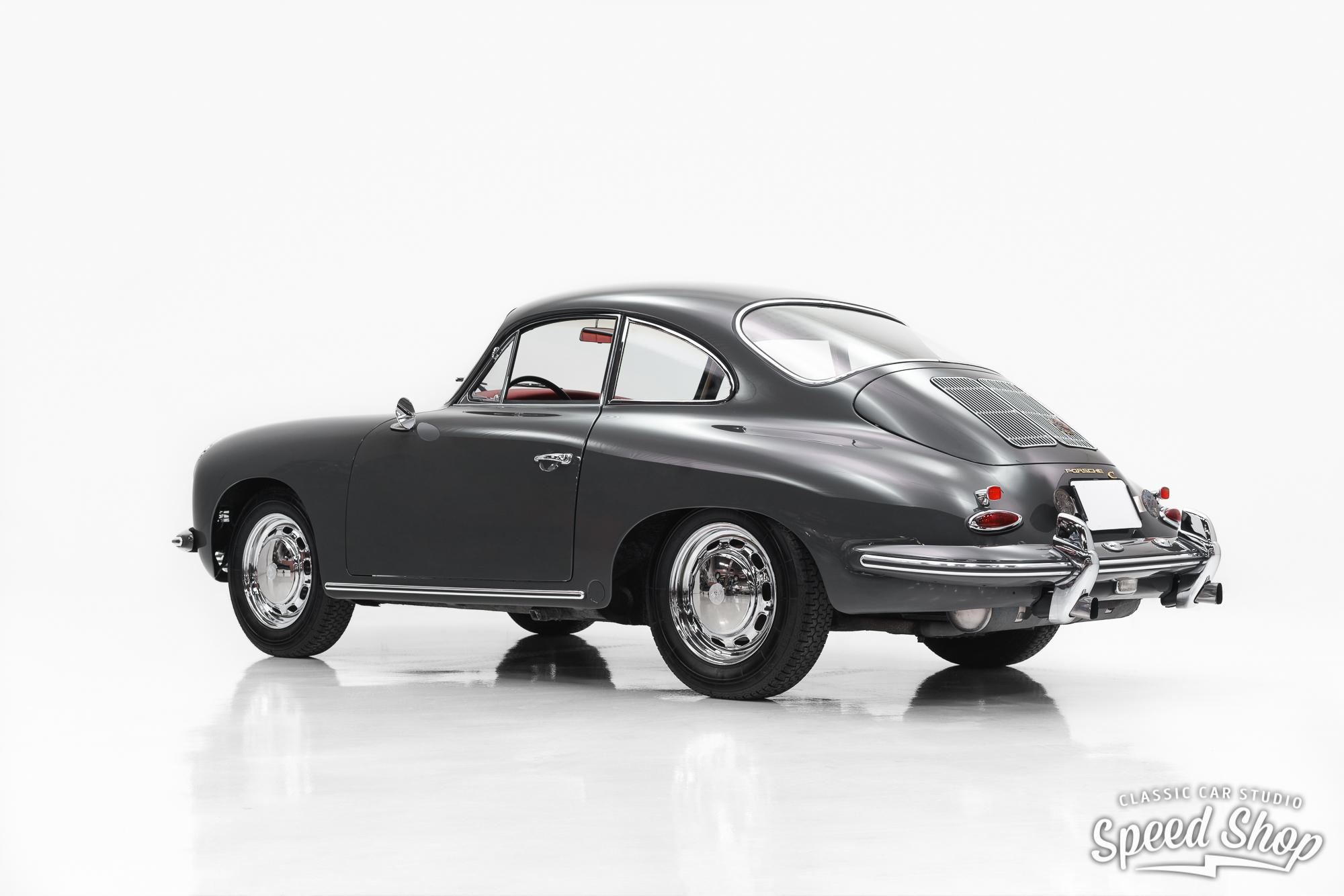 1964 Porsche Classic Car Studio