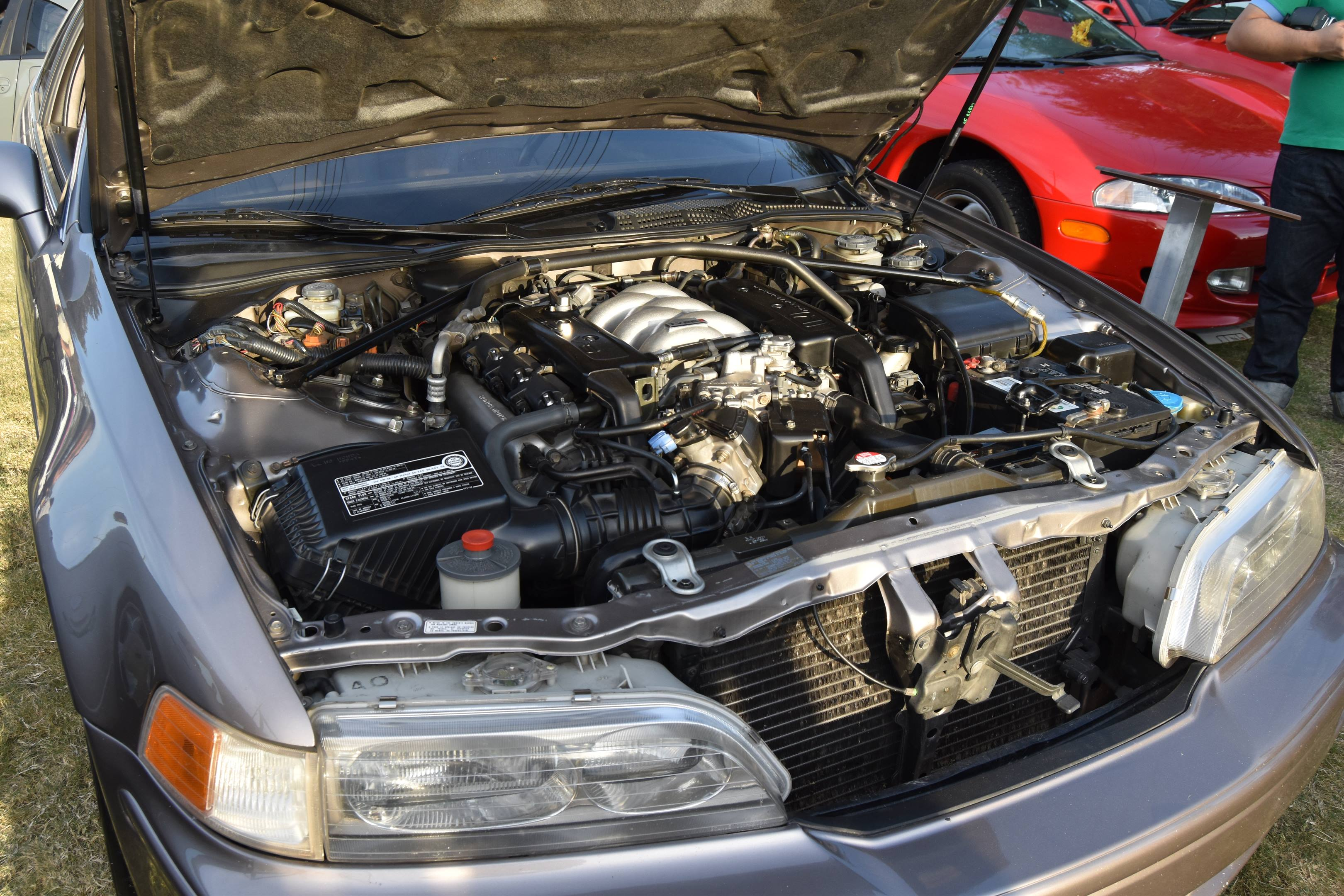 1994 Acura Legend LS coupe engine