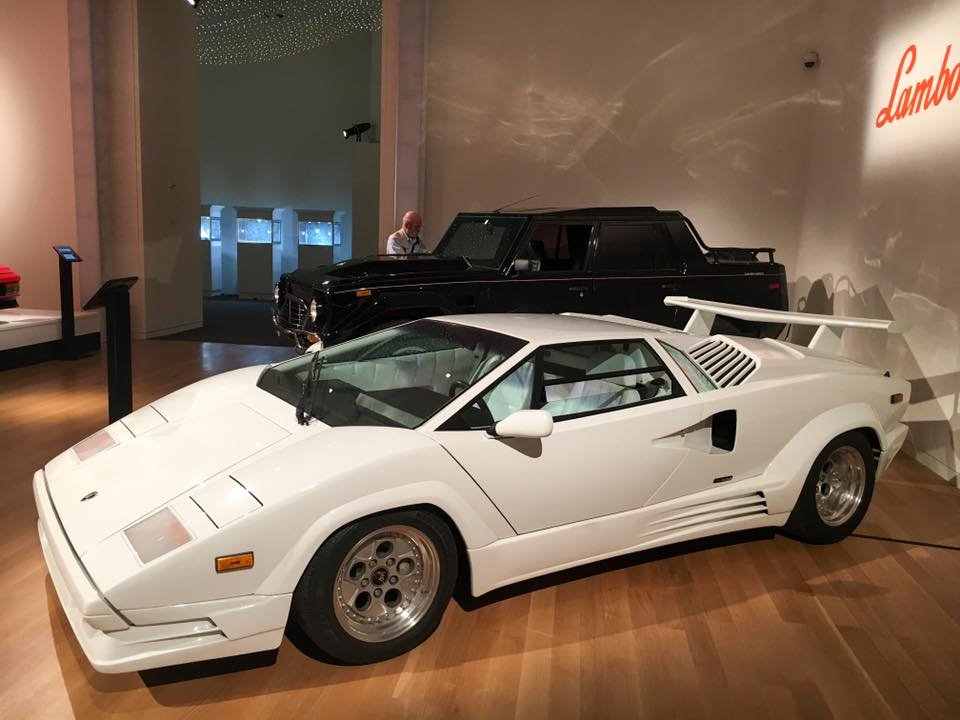 '89 Countach sold for $240,000