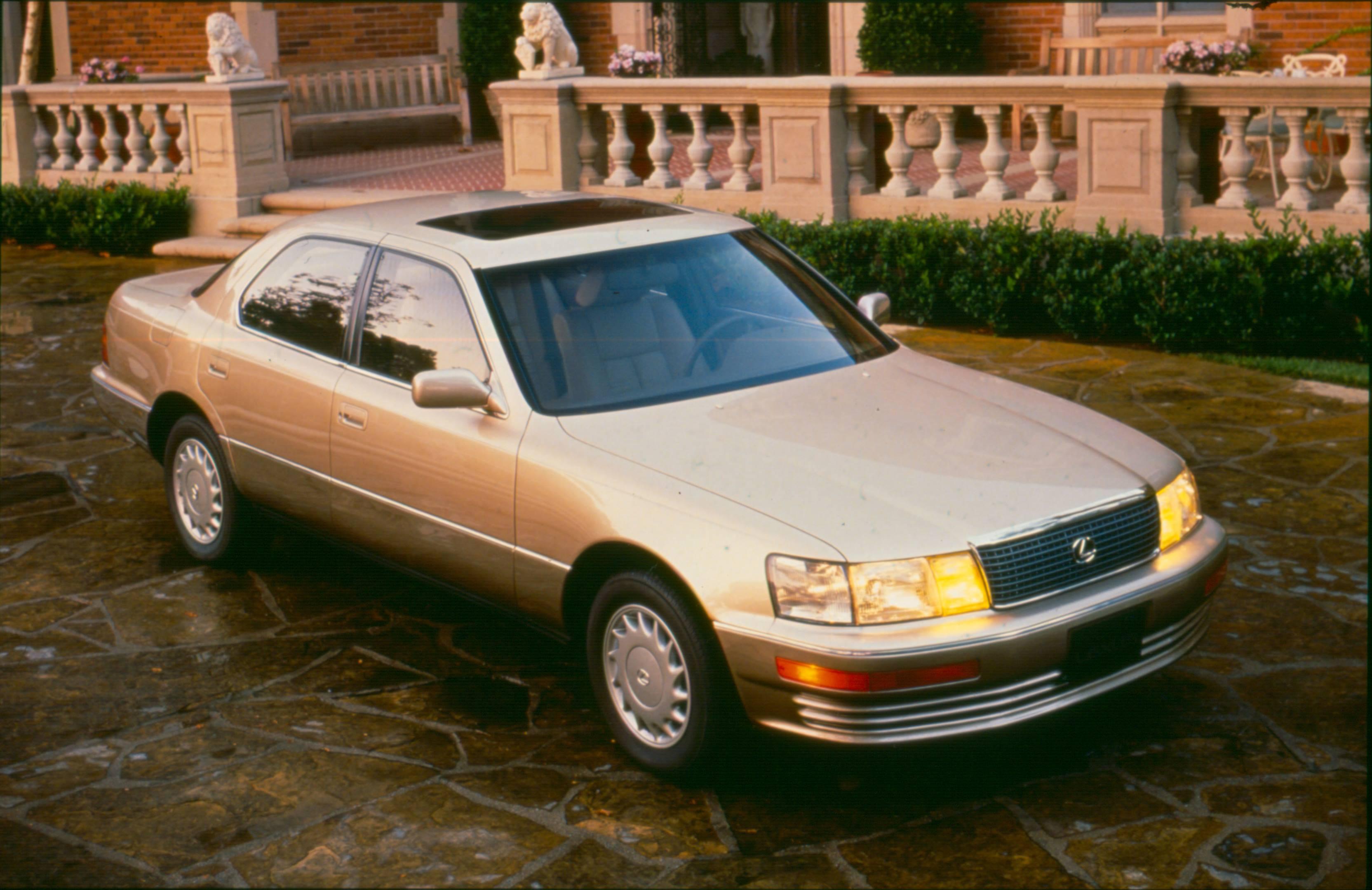 1990 Lexus LS 400