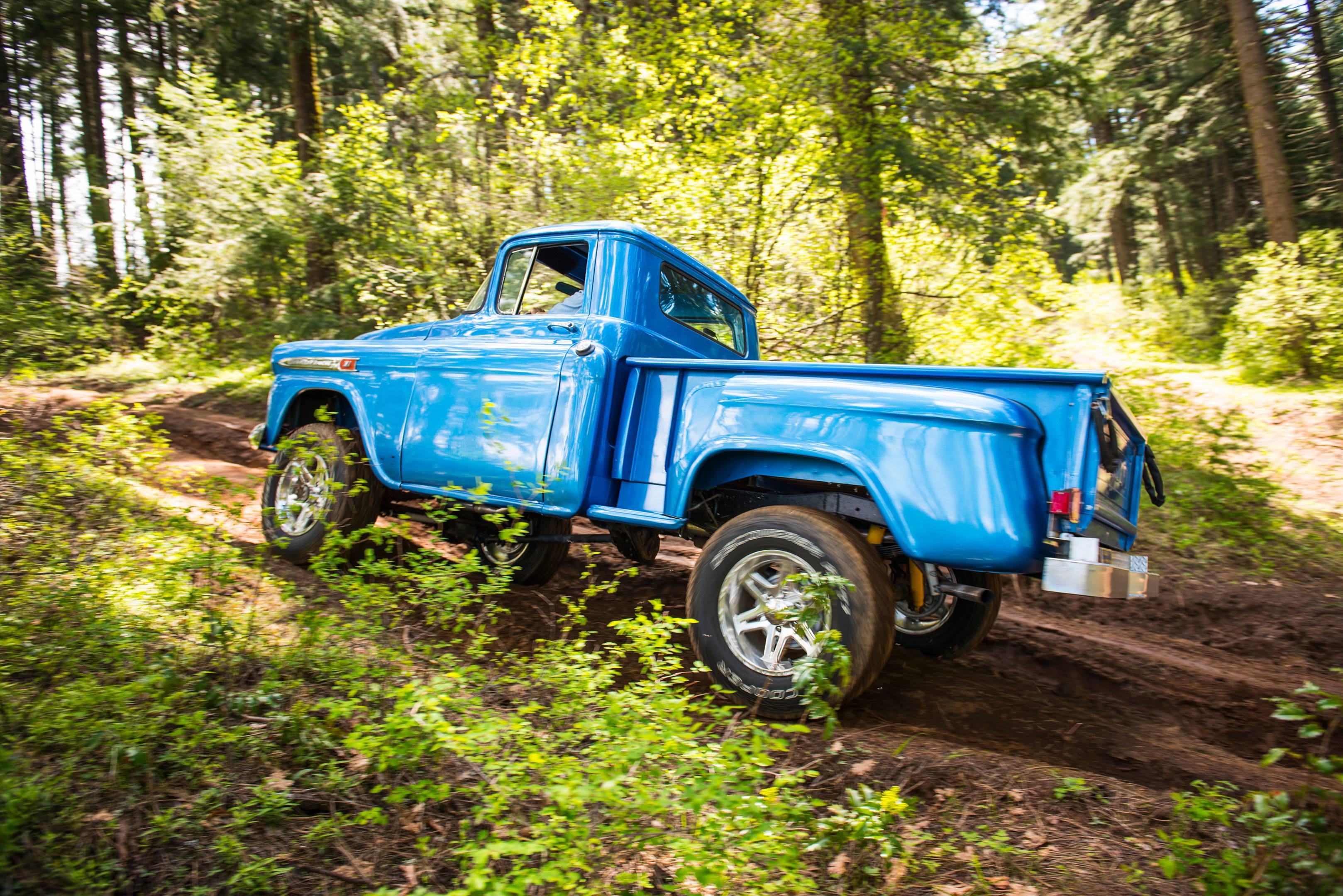 Chevrolet 4x4 truck