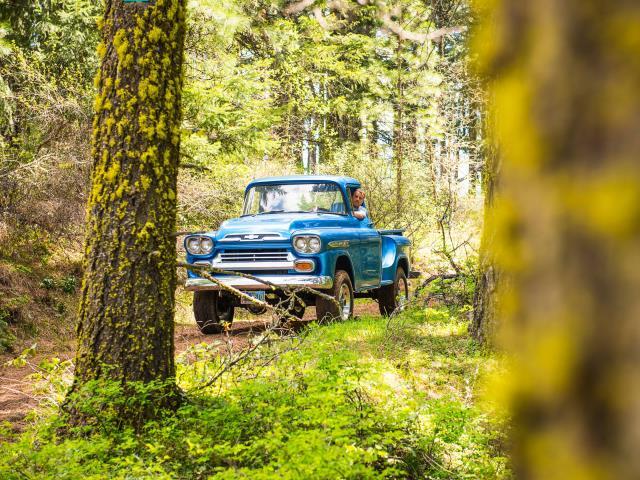 Spreading the LUV: A brief history of Detroit's mini trucks