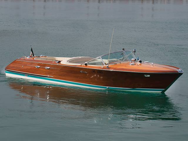 Top five wooden boats with hot rod hearts