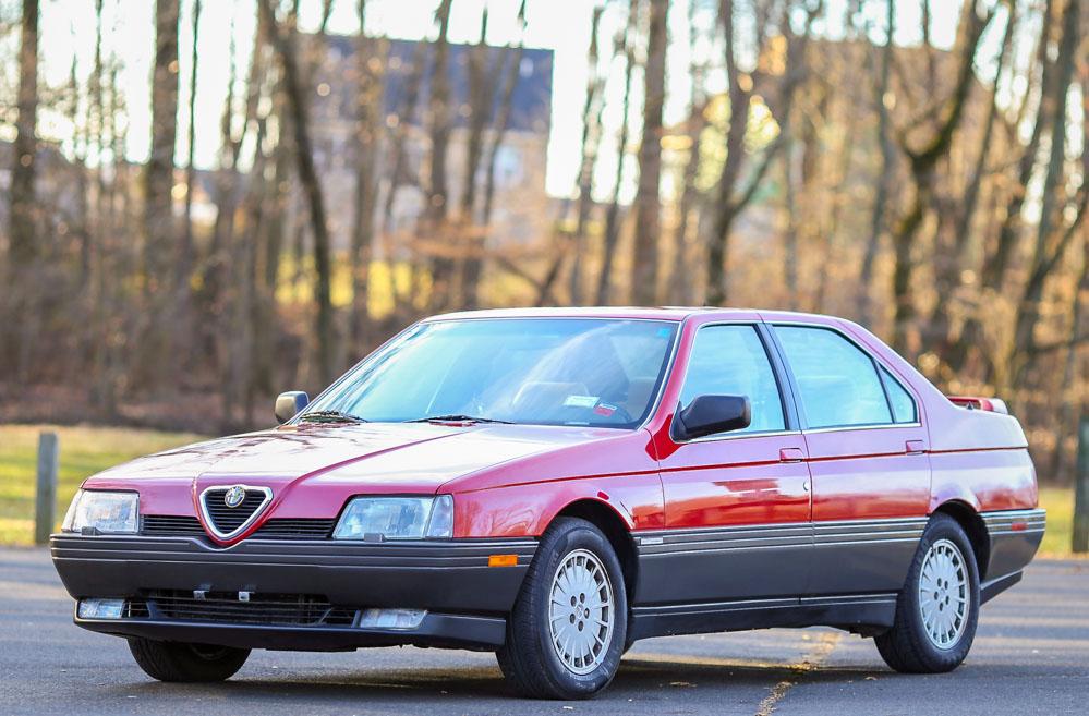 eBay Find of the Week: The last Alfa sedan thumbnail