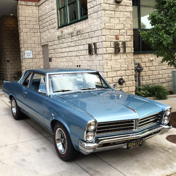 Instagram Jump Start: 1965 Pontiac Tempest storms to the top thumbnail