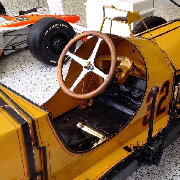 Ray Harroun's 1911 Indianapolis 500-winning Marmon Wasp
