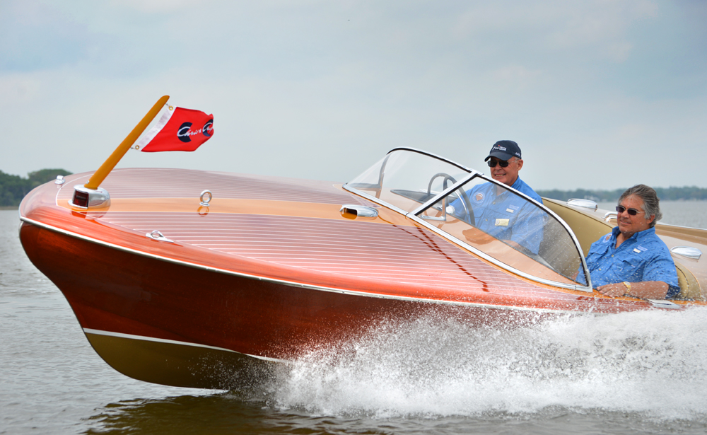 Terry Fiest inducted into the Hagerty Marine Hall of Fame  thumbnail