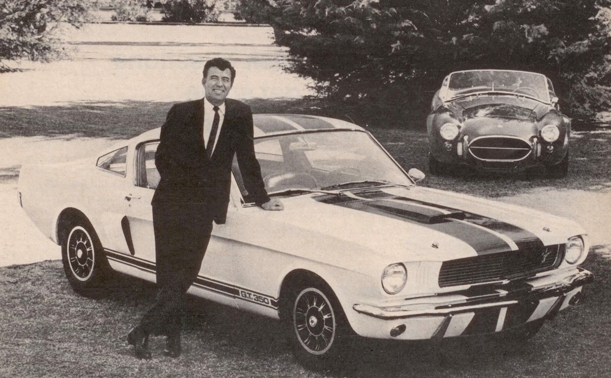 Facebook Answer of the Week: Was Ford-Shelby the greatest automotive team? thumbnail