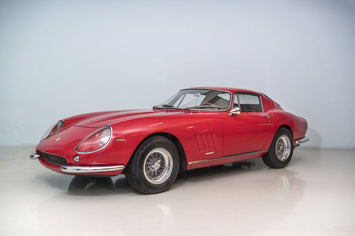 Ferrari 275 GTB/4 prototype heads to auction thumbnail