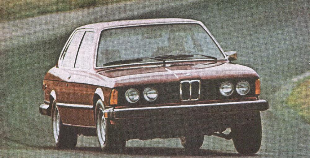 The forgotten BMW's 40th anniversary thumbnail