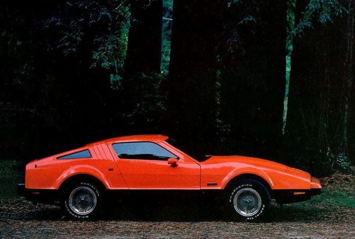 1975 Bricklin SV-1 (Bricklin)