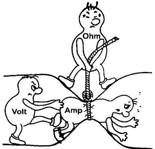 volts push amps