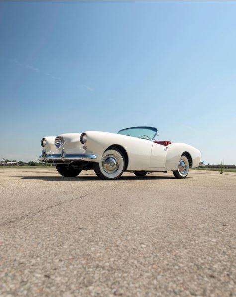 1954 Kaiser Darrin 161