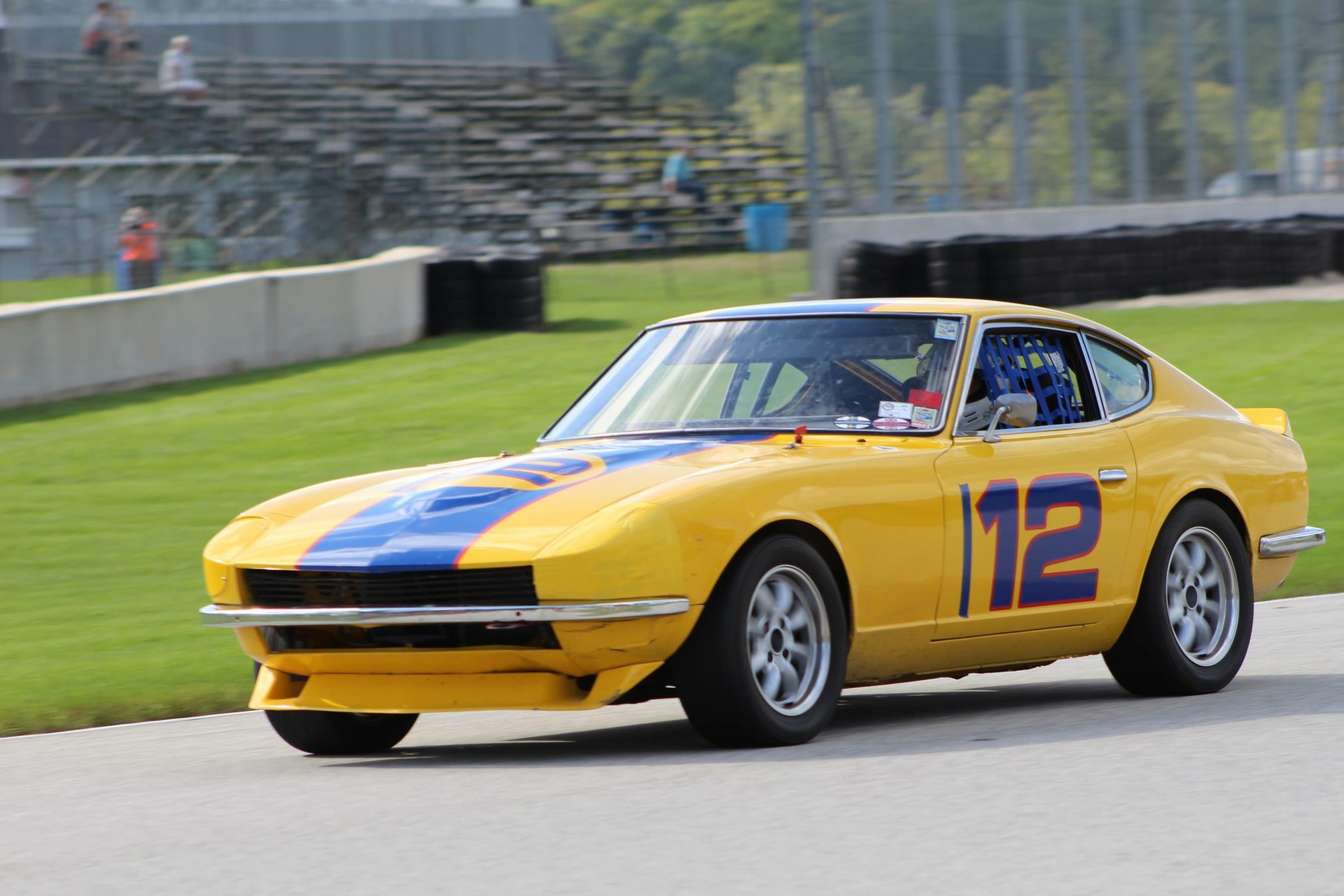 Hagerty Race Team: Datsun-driving Jagusch is a chip off the ol' block thumbnail
