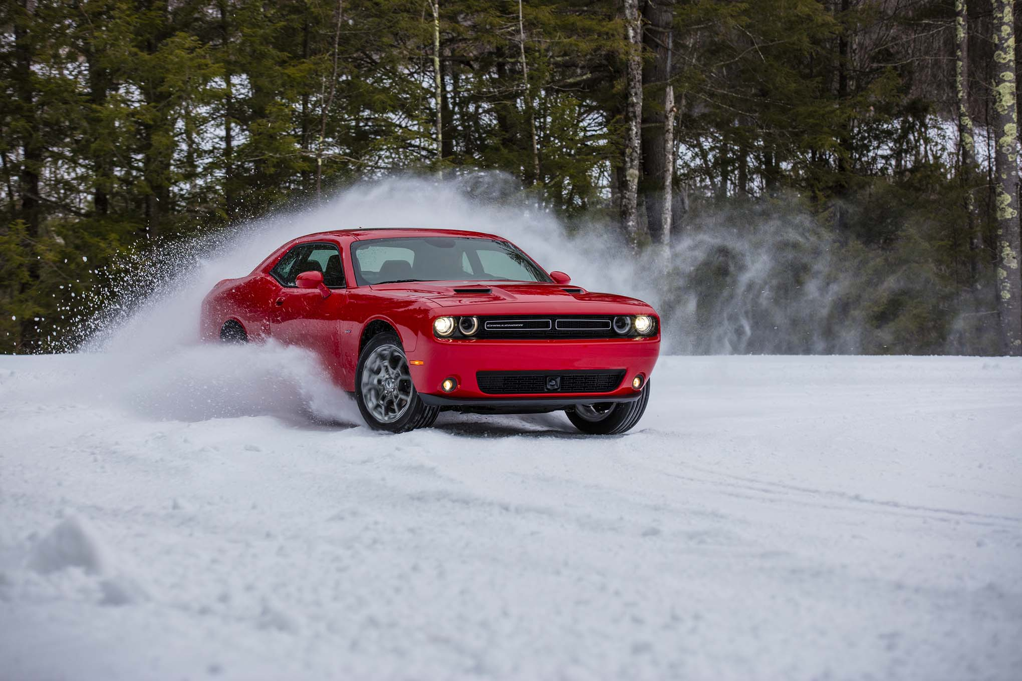 Dodge Challenger Gt Is The Latest Car To Make Awd History Hagerty Media