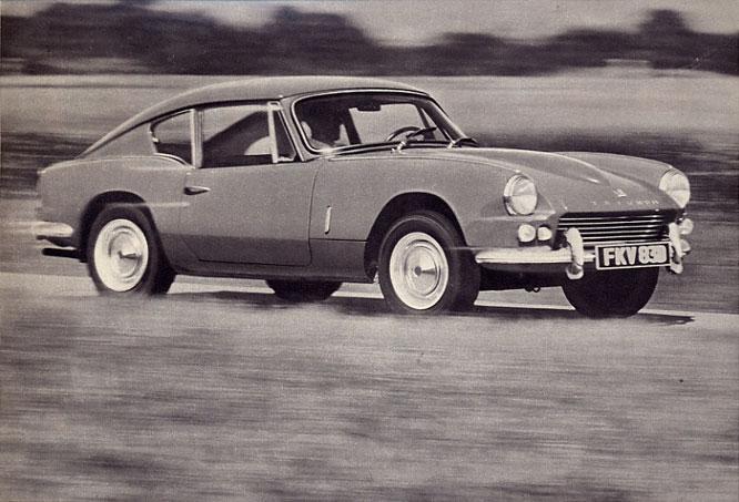 1966 Triumph GT6