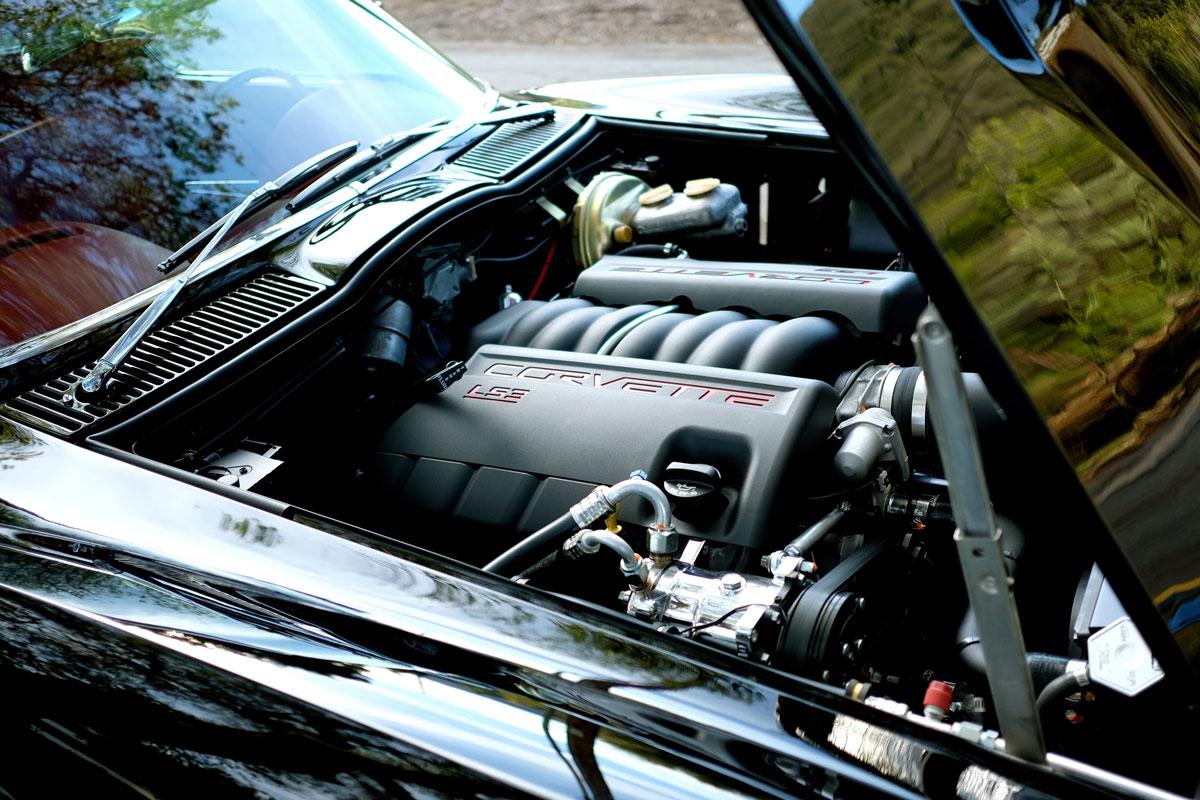 Corvette LS engine swap