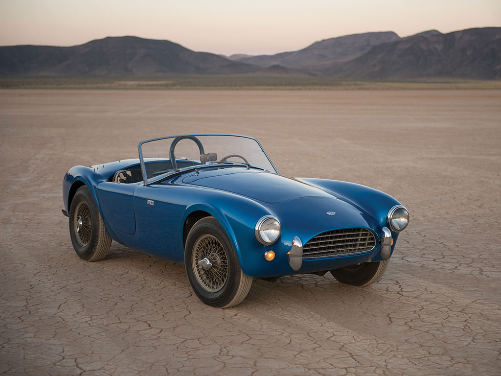 The 5 most expensive American cars ever sold at auction thumbnail