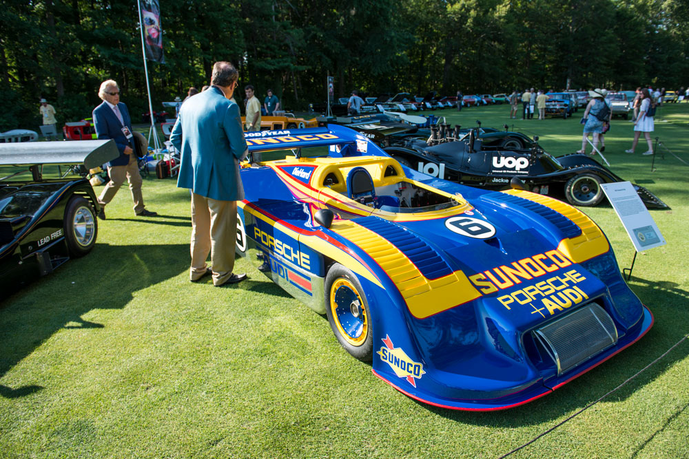 1973 Porsche 917/30 owned by Rob Kaufman of Charlotte, North Carolina