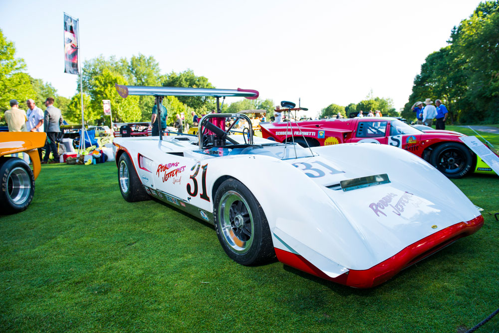1969 Lola T163 owned by Michael Moss of Ottsville, Pennsylvania