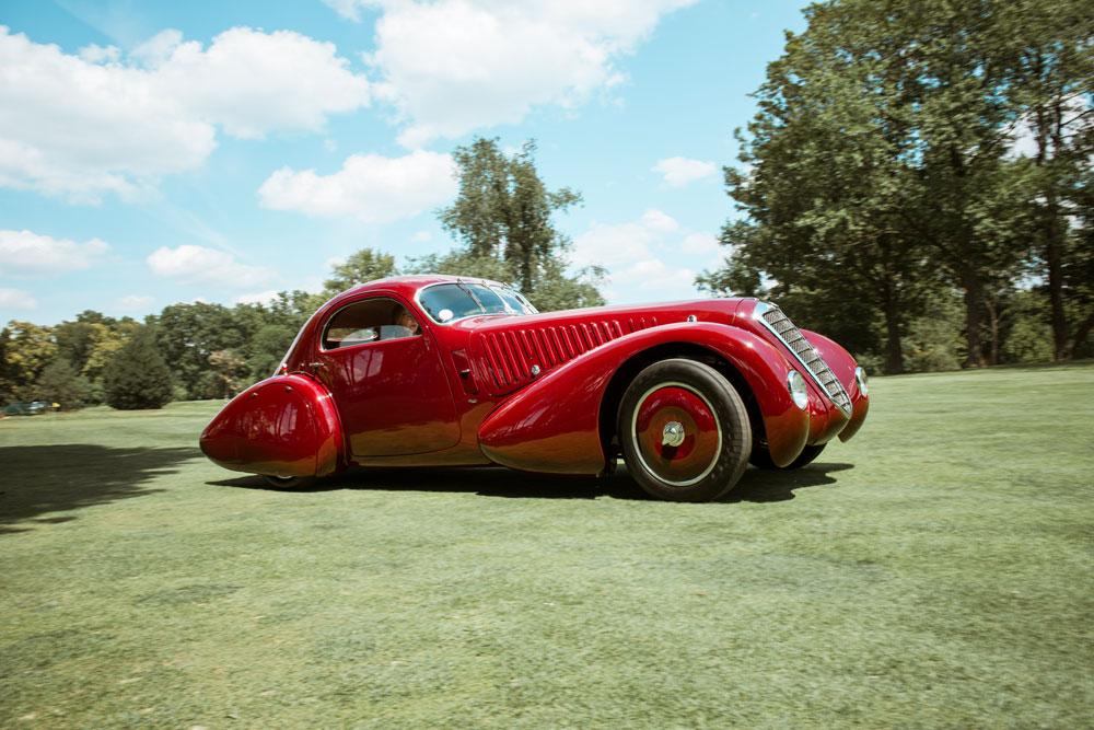 1932 Alfa Romeo 8C2300