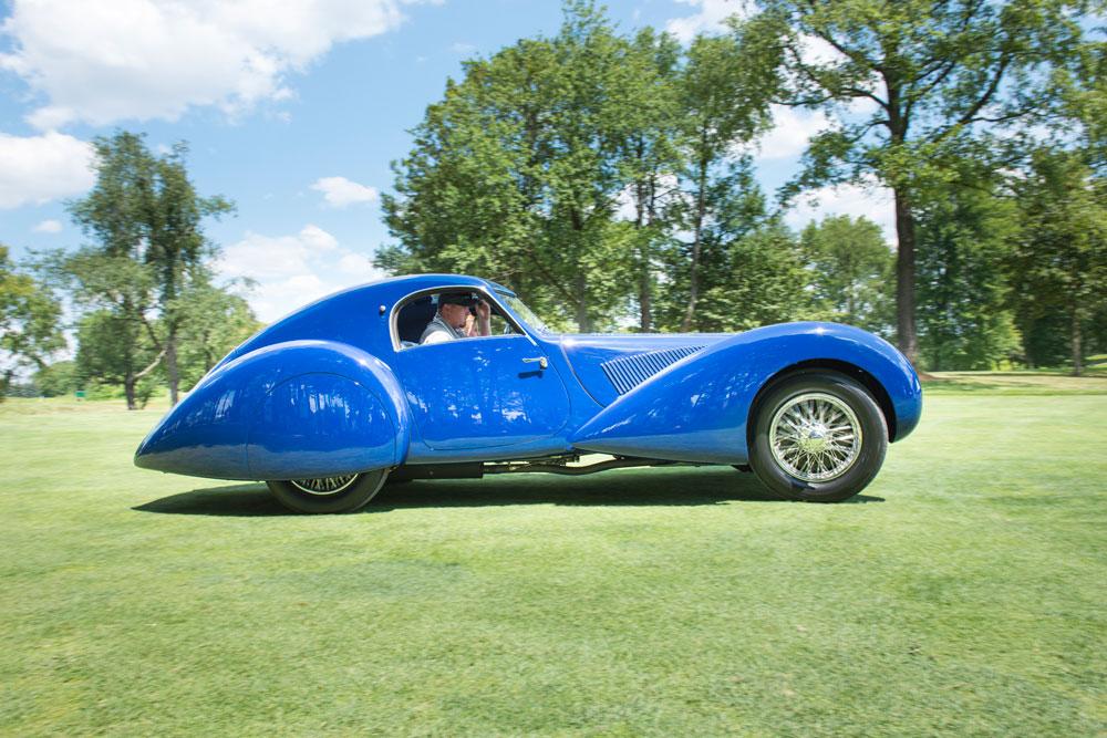 1938 Talbot Lago T150C