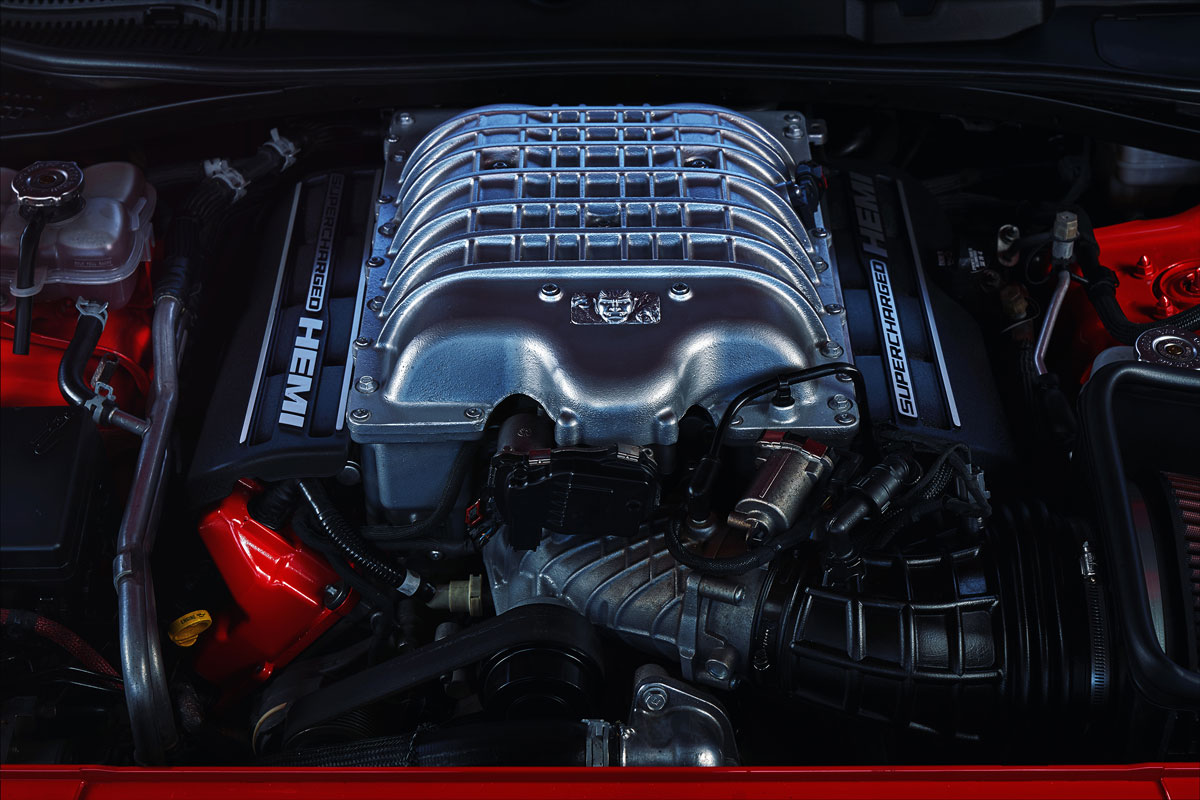 2018 Dodge Challenger SRT Demon (FCA)