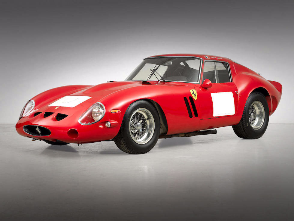 Vroom, vroom! The 5 most expensive race cars sold at auction thumbnail