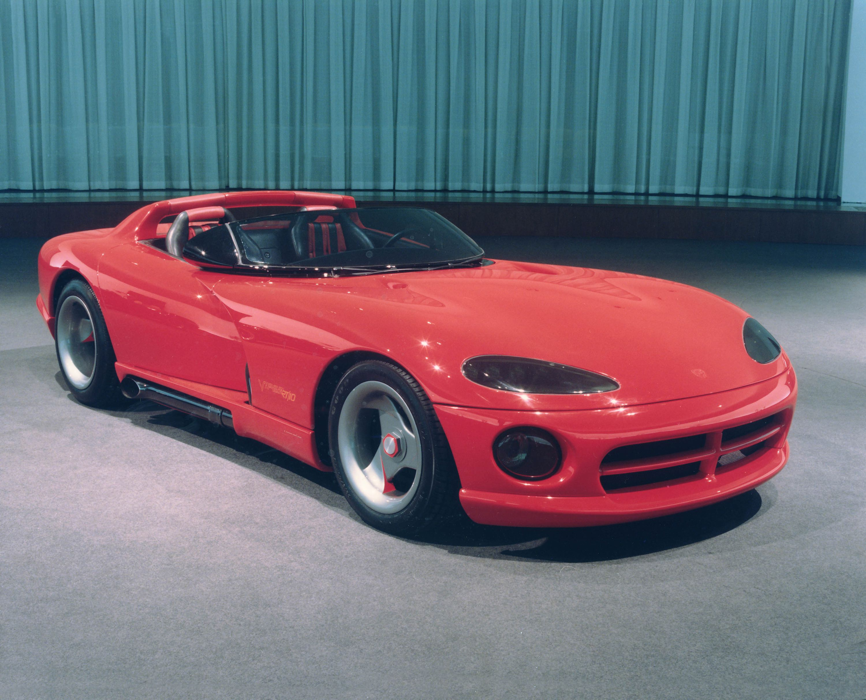 Dodge Viper concept 1989