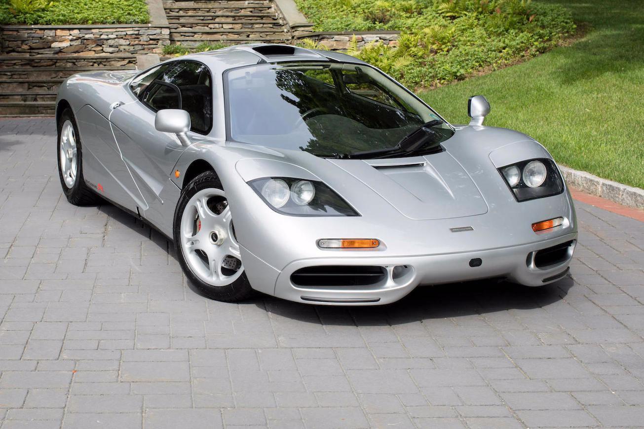 1995 McLaren F1 (Bonhams)