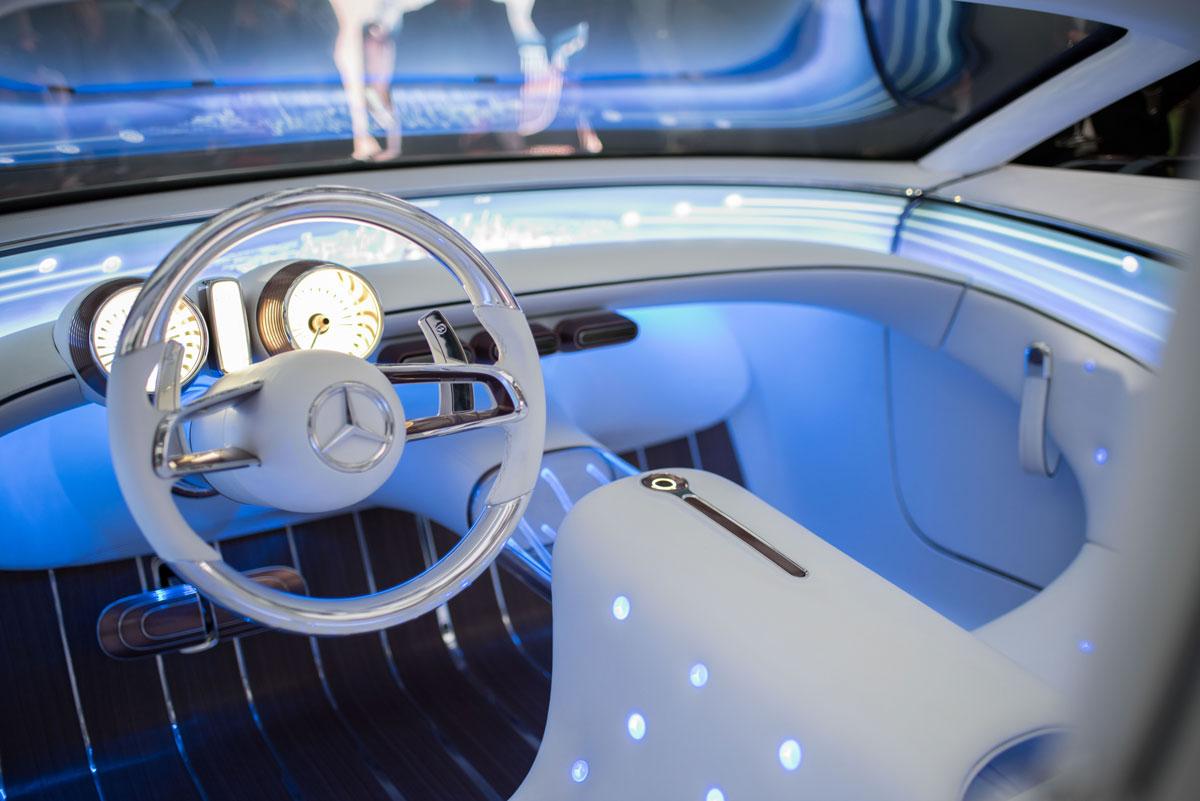 Vision Mercedes-Maybach 6 Cabriolet (Concept)