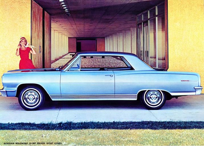 1964 Acadian Beaumont SD Sport Coupe