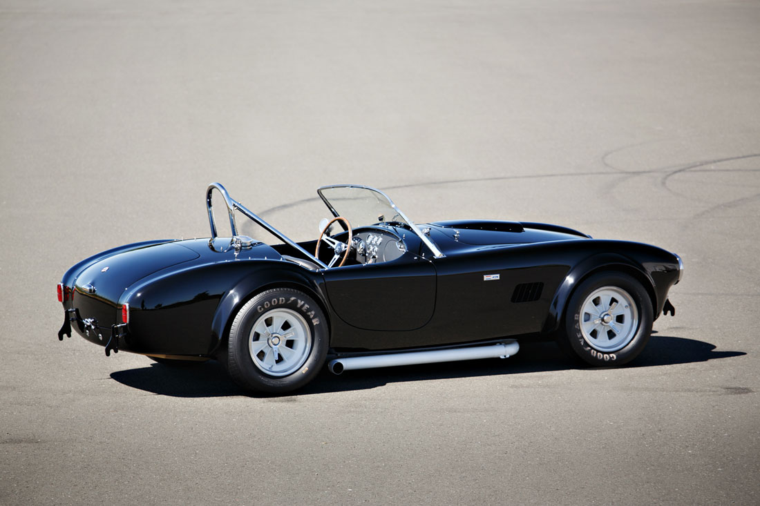 1965 Shelby 289 Cobra (Gooding & Company photo by Brian Henniker)