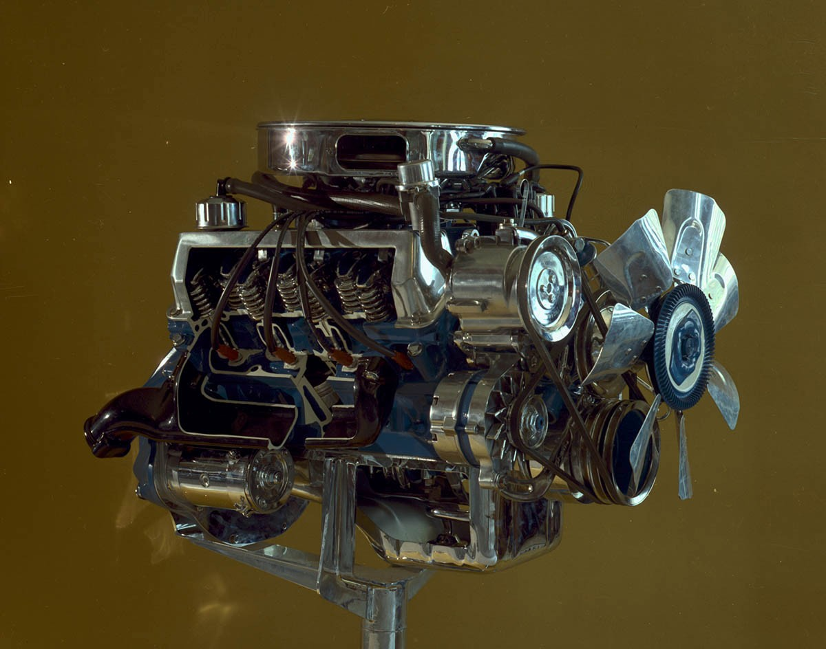Ford Boss 302 engine