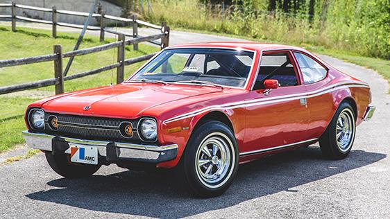 Bond's 1974 AMC Hornet, the one-jump wonder from 'Golden Gun,' could fetch $350K thumbnail