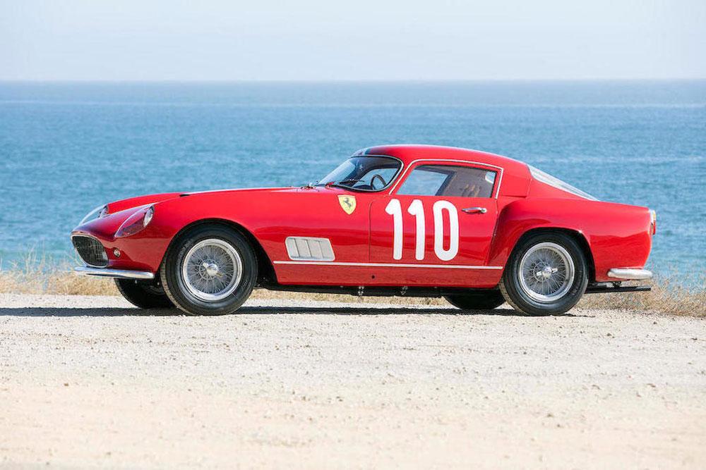 1958 Ferrari 250 GT TdF Alloy Berlinetta