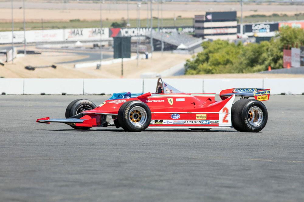 1980 Ferrari 312 T5 F1 Car