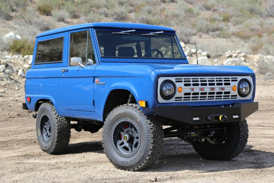 The Icon Bronco