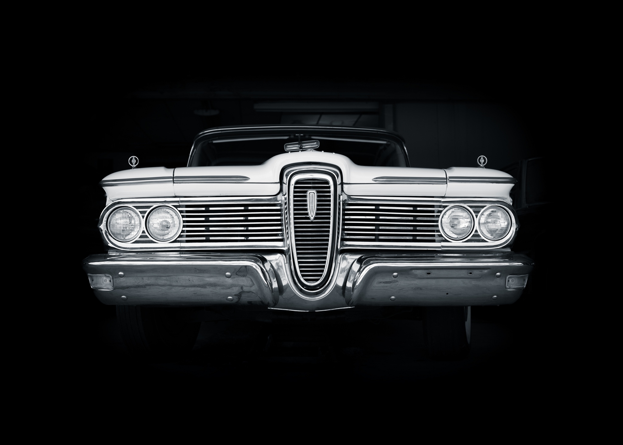 Edsel front end
