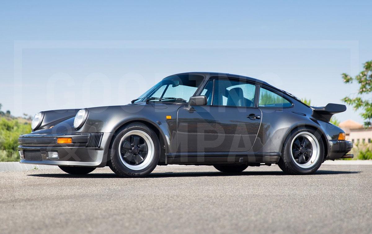 1989 Porsche 911 Turbo S