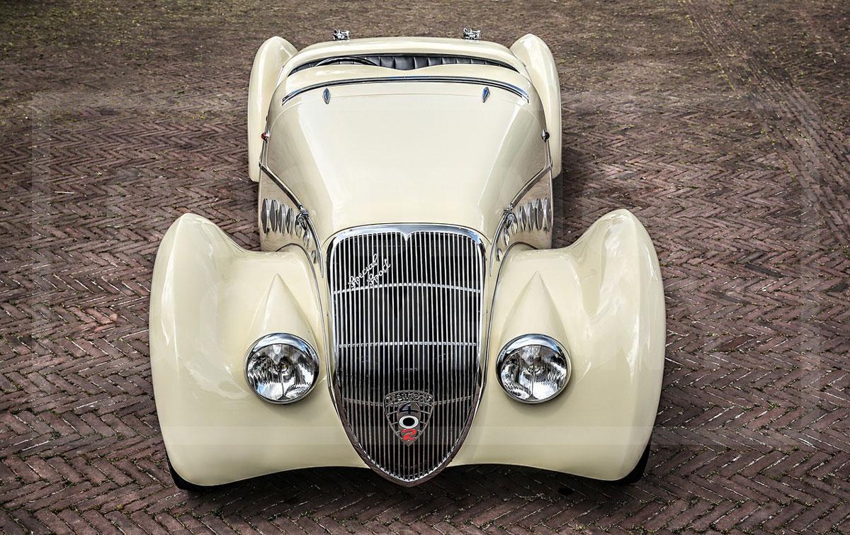 1938 Peugeot 402 Darl'Mat Special Sport Roadster