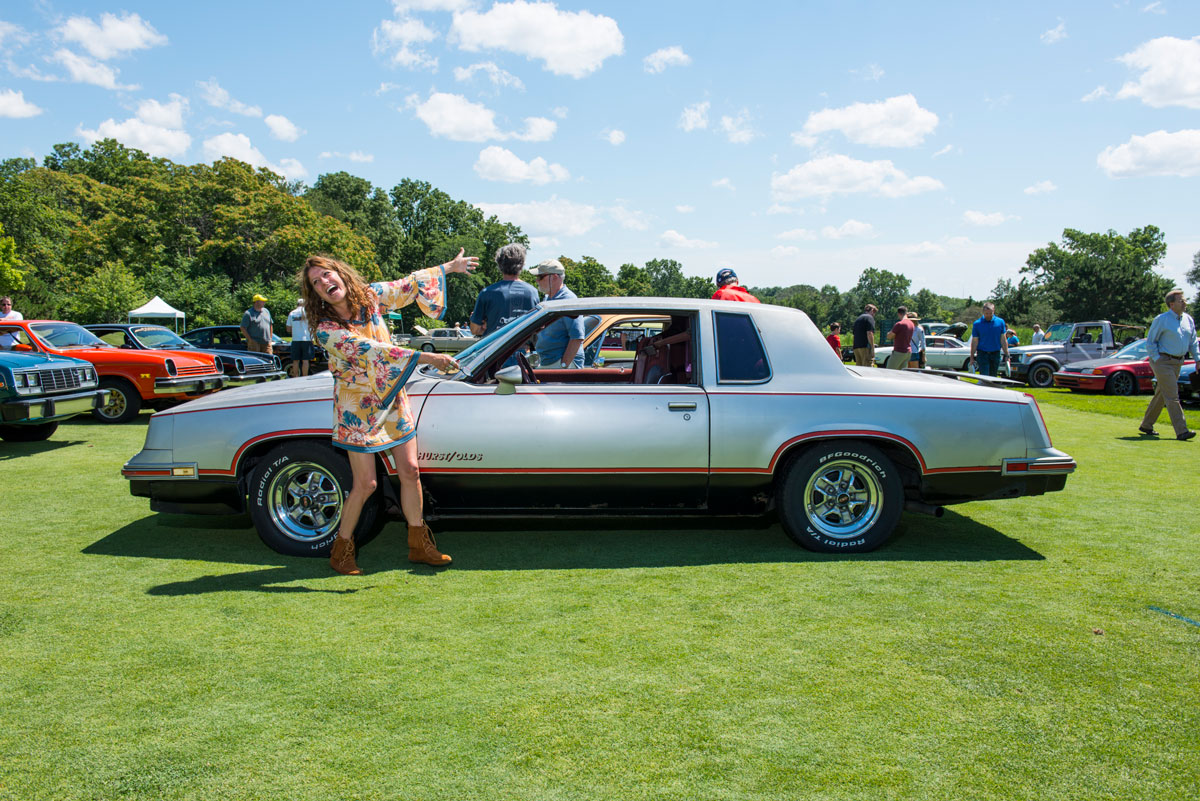 The best of the worst: Concours d'Lemons at the 2017 Concours of America thumbnail