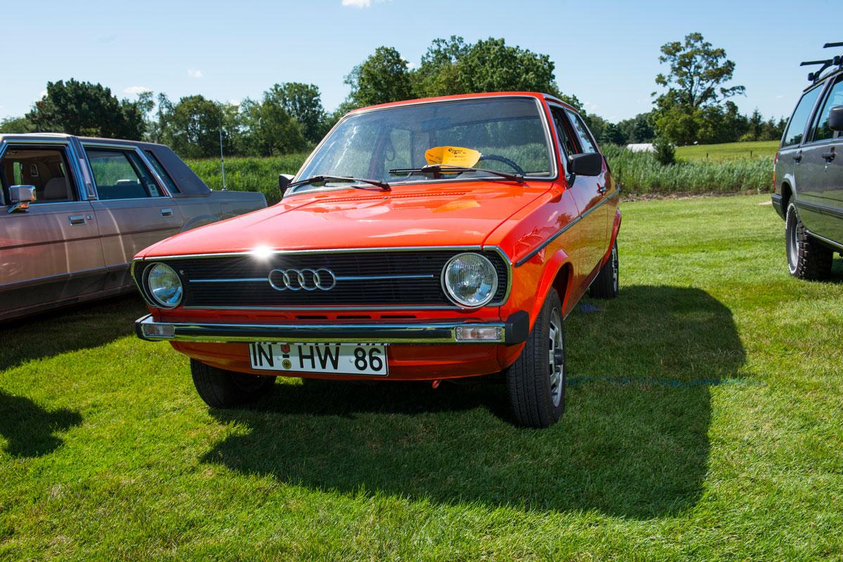 Audi 50 GL