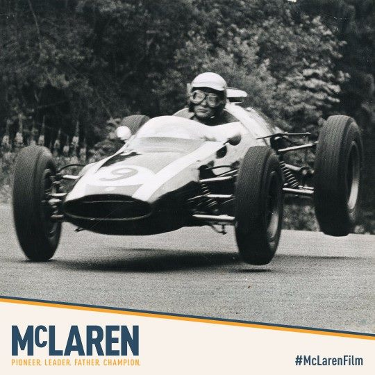McLaren is a lively recounting of the man's exploits.